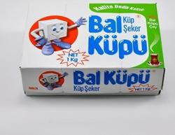Resim BALKÜPÜ KÜP ŞEKER 1000 GR