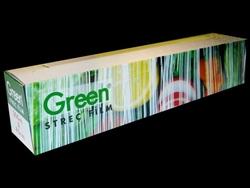 Resim GREEN STREÇ FİLM FİLM 45X300